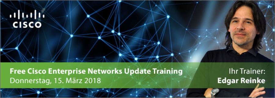 Normal cisco enterprise networks update training tb